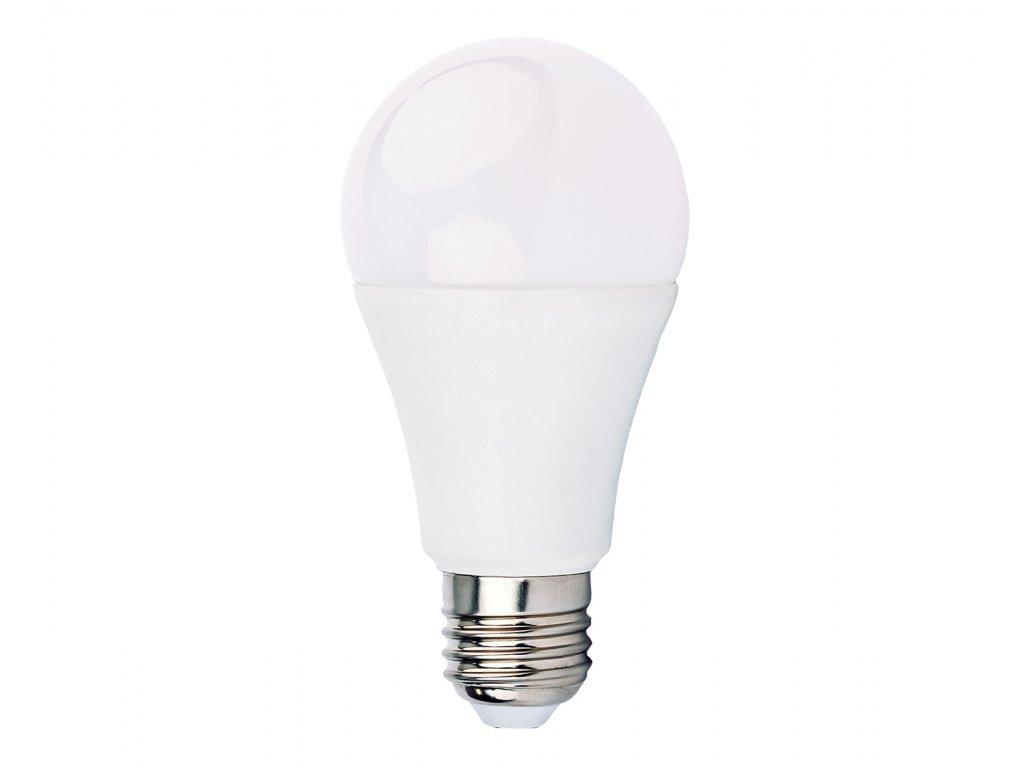 LED žárovka - E27 - 10W - 800Lm - teplá bílá