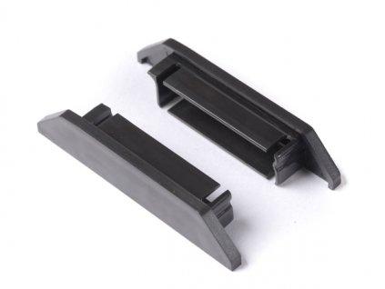 Závěsný systém G21 BlackHook zakončení lišty 1,7 x 10,5 x 2,5 cm