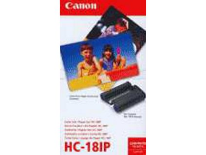 Papír Canon HC-18IP (18ks) Ink