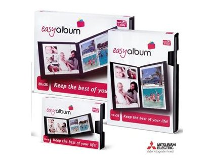 Fotodárek Mitsubishi EasyAlbum - B 15 x 23, 1 ks
