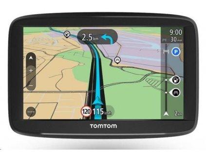 TomTom START 42 Regional (CEE) LIFETIME mapy - střední a východní Evropa