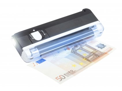 Detektor padělků Genie MD119, UV, na kontrolu pravosti bankovek