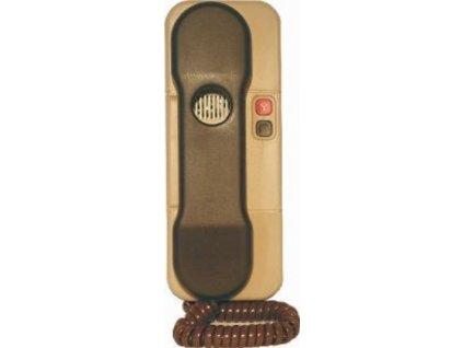 Domácí telefon Tesla DT 85 béžovo hnědý 4+n