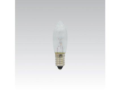 Žárovka- E10 14V 3W vánoční Svítidločirá NARVA