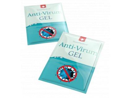SwissMedicus Anti-Virum gel 3 ml – jednosáček