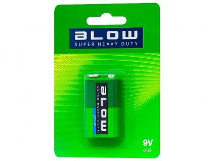 BLOW 6F22 BL Baterie Heavy duty 9V