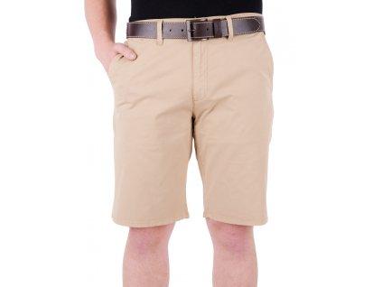 Pánské jeans šortky WRANGLER W14AAM13J CHINO SHORT DESERT