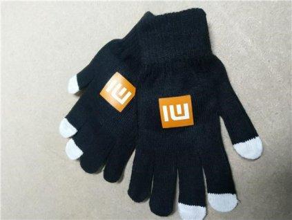 Zimní rukavice Xiaomi pro dotykové displeje (S)