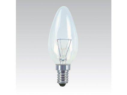 Žárovka- E14 60W Svítidlo čirá otřesuvzdorná
