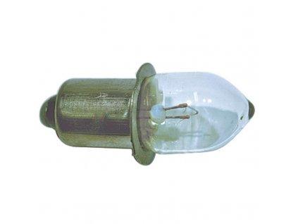 Žárovka- baj. Px13,5S 2,4V 0,75A krypton