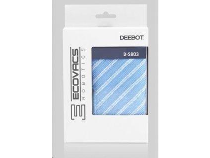 Suchý mop 3 ks pro Deebot: DK560/Mini