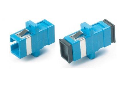Optická spojka singlemode simplex SC-SC, PC